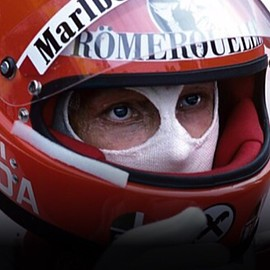 F1 - Niki Lauda in person