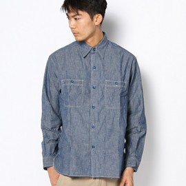 BEAMS - BUZZ RICKSON'S / Chambray Work