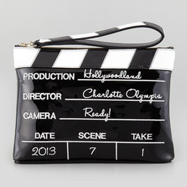 Charlotte Olympia - Lights! Camera! Action! Clutch
