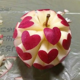 apple heart❤