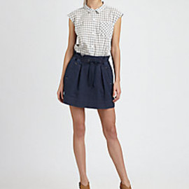 MARC BY MARC JACOBS - Marc by Marc Jacobs - Tiffany Check Shirt