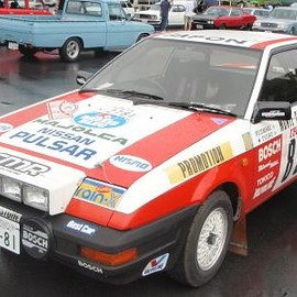 NISSAN - Pulsar Monte Carlo Rally 1986 version