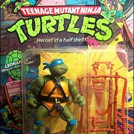 Playmates™ - Teenage Mutant Ninja Turtles (1988) Leonardo by Playmates