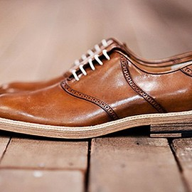 Band of Outsiders - 5 Hole Saddle Shoes
