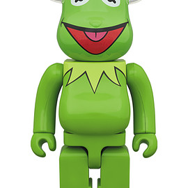 MEDICOM TOY - BE@RBRICK Kermit The Frog 1000%
