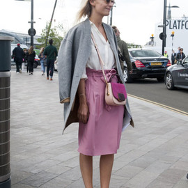 pink&grey/style