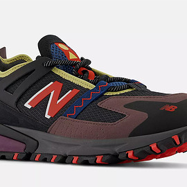 New Balance - X-Racer Trail - Phantom/Ghost Pepper