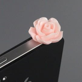 Rose earphone jack