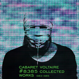 Cabaret Voltaire - #8385 (Collected Works 1983 - 1985) 4LP+6CD+2DVD
