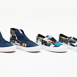 VANS - DQM x Vans x Blue Note The Colors Pack