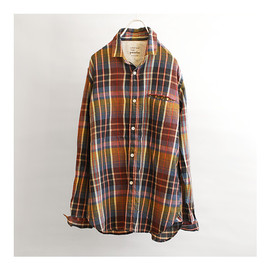 quadro - Cotton Check Shirt
