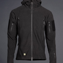 TRIPLE AUGHT DESIGN - Ranger Hoody LT - Black