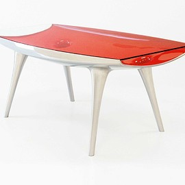 Marc Newson - Event Horizon Chop Top Table