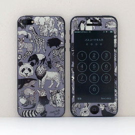 Marble SUD - iPhone5/5s プロテクター COME TOGETHER