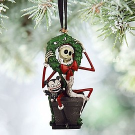 Disney - Disney Christmas ornament 〈nightmare〉
