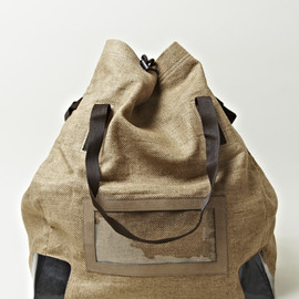 DRIES VAN NOTEN - Tote Linen Bag