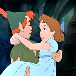 Someone who takes me to Neverland