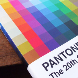 Chronicle Books - Pantone: The 20th Century in Color