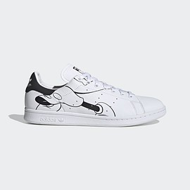 adidas, micky mouse - Stan Smith Shoes Cloud White / Core Black / Cloud White FW2895