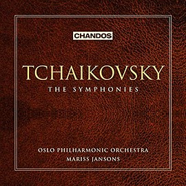 Mariss Jansons & Oslo Philharmonic Orchestra - Tchaikovsky Complete Symphonies