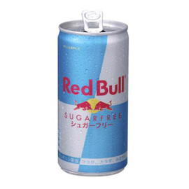 Red Bull - SUGAR FREE (185ml)