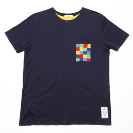 BiceSter - PATCHWORK POCKET TEE