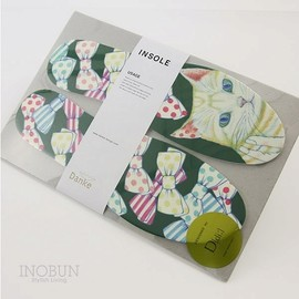 Danke×D[di:] - INSOLE cat ribbon