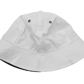 NO ROLL - 6PANNEL CVS HAT(WHITE)