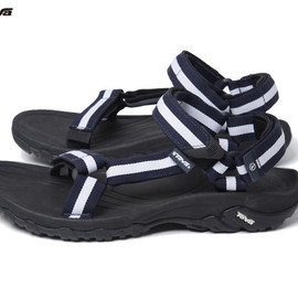 uniform experiment - TEVA HURRICANE XLT NAVY×WHITE