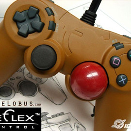 BodieLobus - PS2 Controller