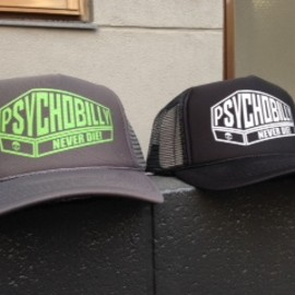 Bigrumble Productions - Psychobilly Cap