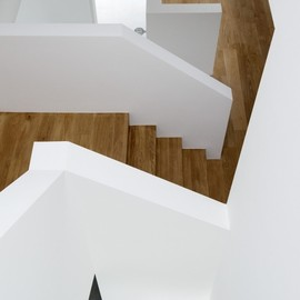 KHBT Architects - Stairs, Haus Berge, Offenbach, Germany