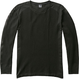 THE NORTH FACE - longsleeved 100DRY Crew