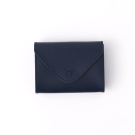 BAG'n'NOUN - LEATHER CARD CASE NAVY