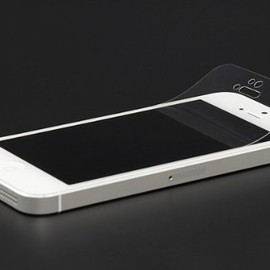 Power Support - AFPクリスタルフィルム for iPhone5 PJK-01