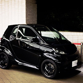 smart - 2012 new BRABUS xclusive(040 Solid Black)