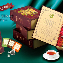 LUPICIA - THE BOOK OF TEA 100