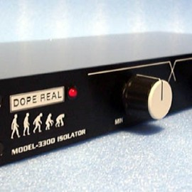DOPE REAL - DOPE REAL MODEL-3300 Sound Isolator