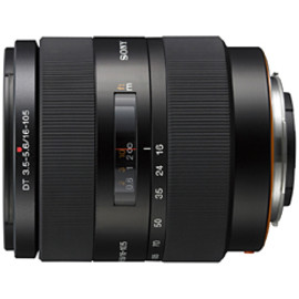 SONY - SAL16105 DT 16-105mm F3.5-5.6