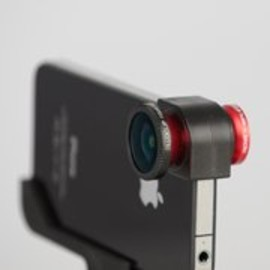 Olloclip - Olloclip Quick-Connect Lens Solution for iPhone 4S/4