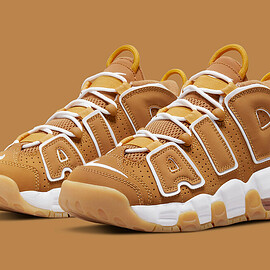 """NIKE - Air More Uptempo """"Wheat"""""""