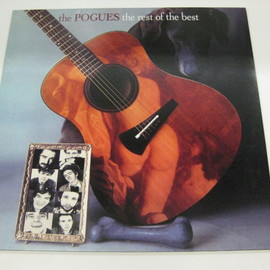 POGUES - The Rest Of The Best