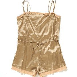 STELLA McCARTNEY - Silk Rompers