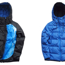 MINOTAUR - MTR 10th Anniv. JAXA/NHK Earth Down Jacket
