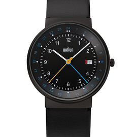 BRAUN - BN0142 GMT Black×Black