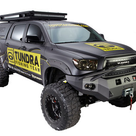 TOYOTA - Ultimate Fishing Tundra