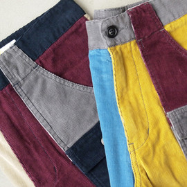 GAIJIN MADE - CORDUROY BUSH SHORTS
