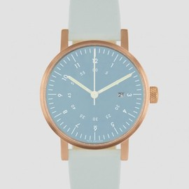 Void Watches - V03D Watch - Copper/Grey/Navy