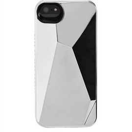 MARC BY MARC JACOBS - Metallic Faceted iPhone 5 Case