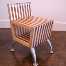 Jared Hadfield - Small Chair With Under Storage CustomMade